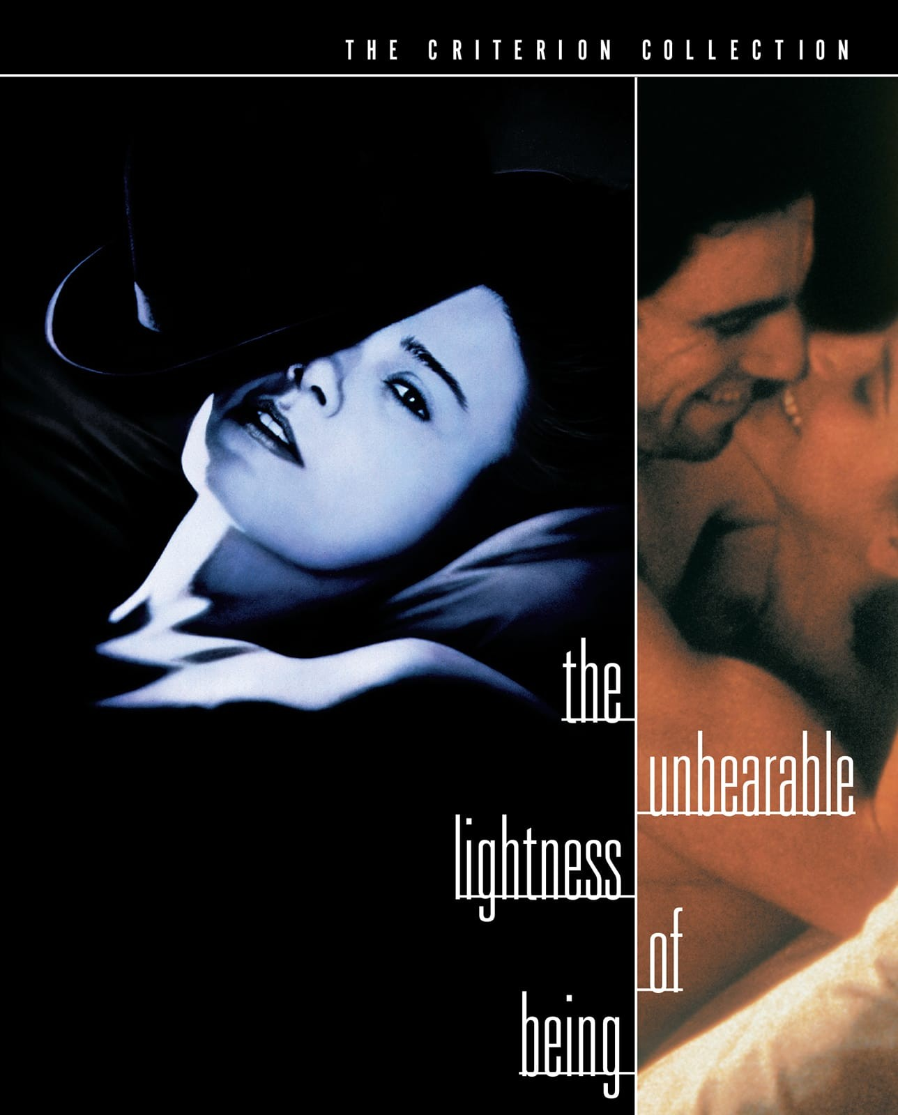milan kundera s the unbearable lightness of Kundera's themes of lightness, heaviness, and repetition are very deep i don't pretend to understand them completely for me, it's enough that they intrigue, and the movie does them justice the acting of all the principals is astounding.